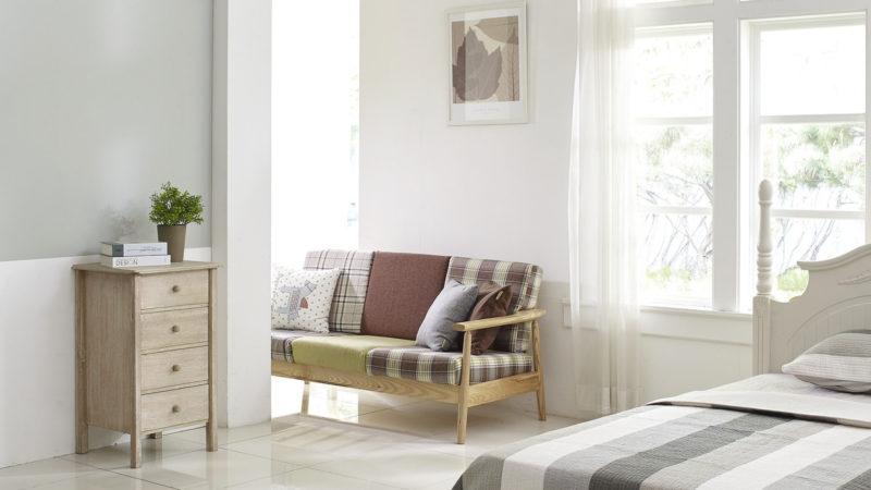 Envisagez le lin pour votre linge de lit