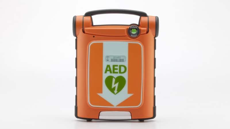 Un défibrillateur sur votre site est indispensable