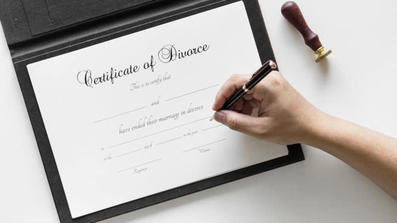 Divorce par consentement mutuel : ce qu'il faut savoir