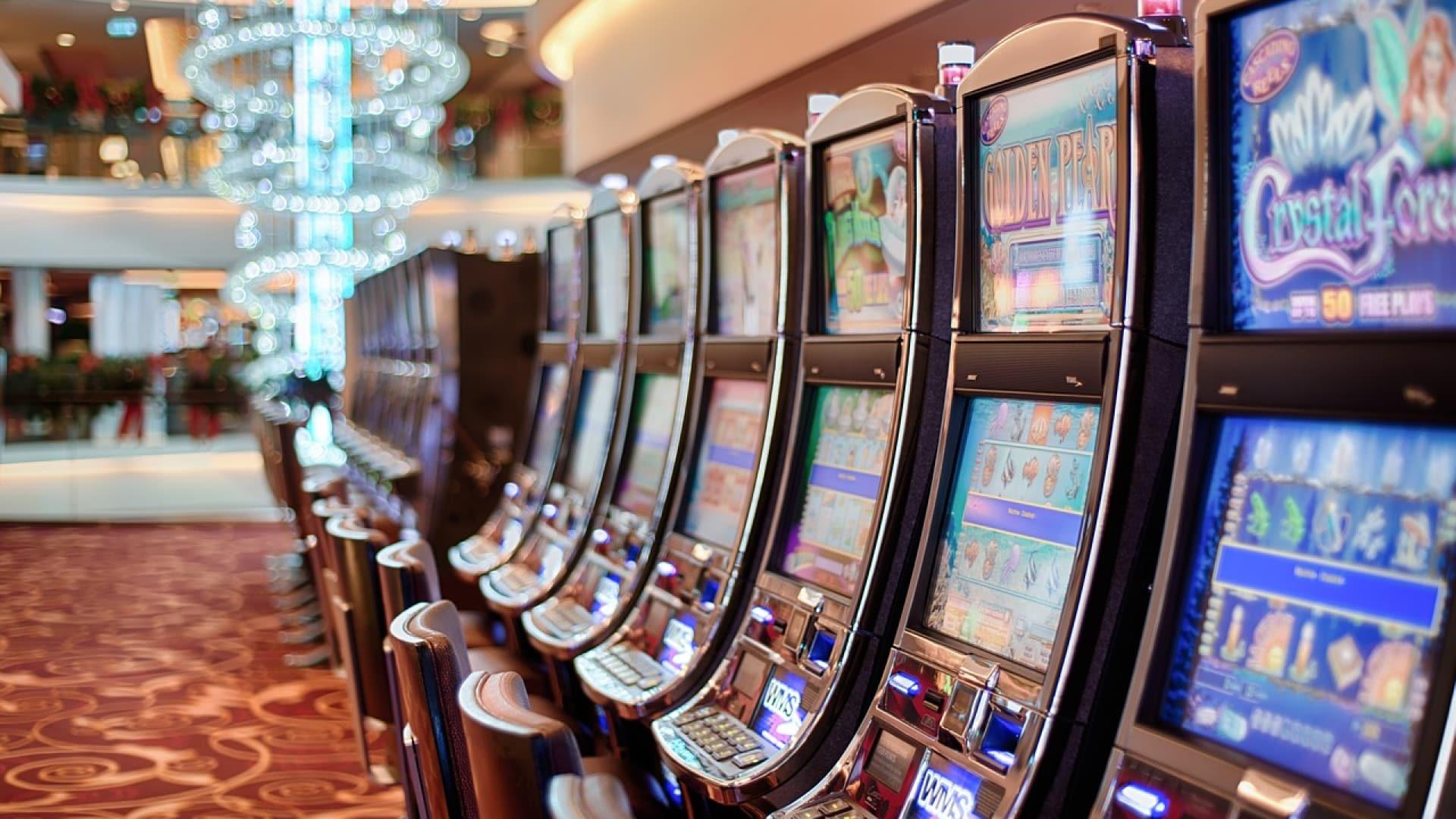 Jeux de casino en ligne, une occasion maligne de se détendre