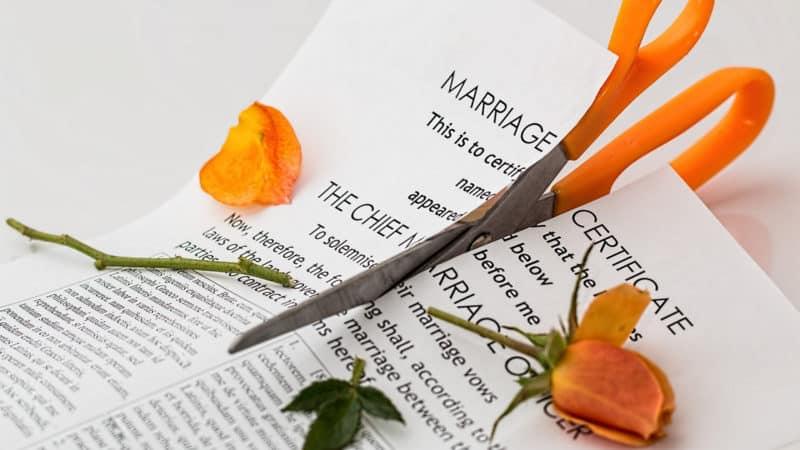 Divorcer à l'amiable présente des avantages