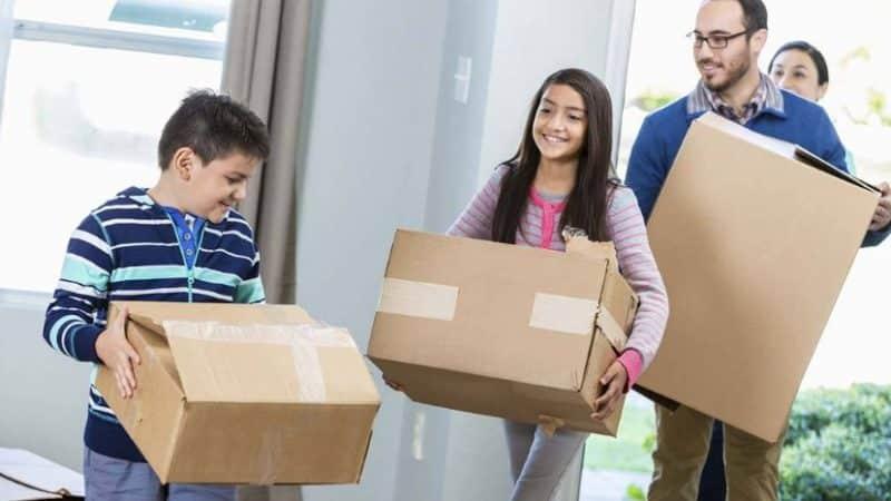 La nouvelle façon de déménager pas cher: le covoiturage de colis