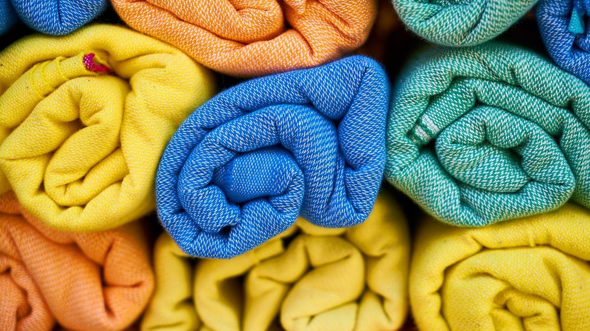 Un peignoir en coton égyptien pour le confort et la décoration