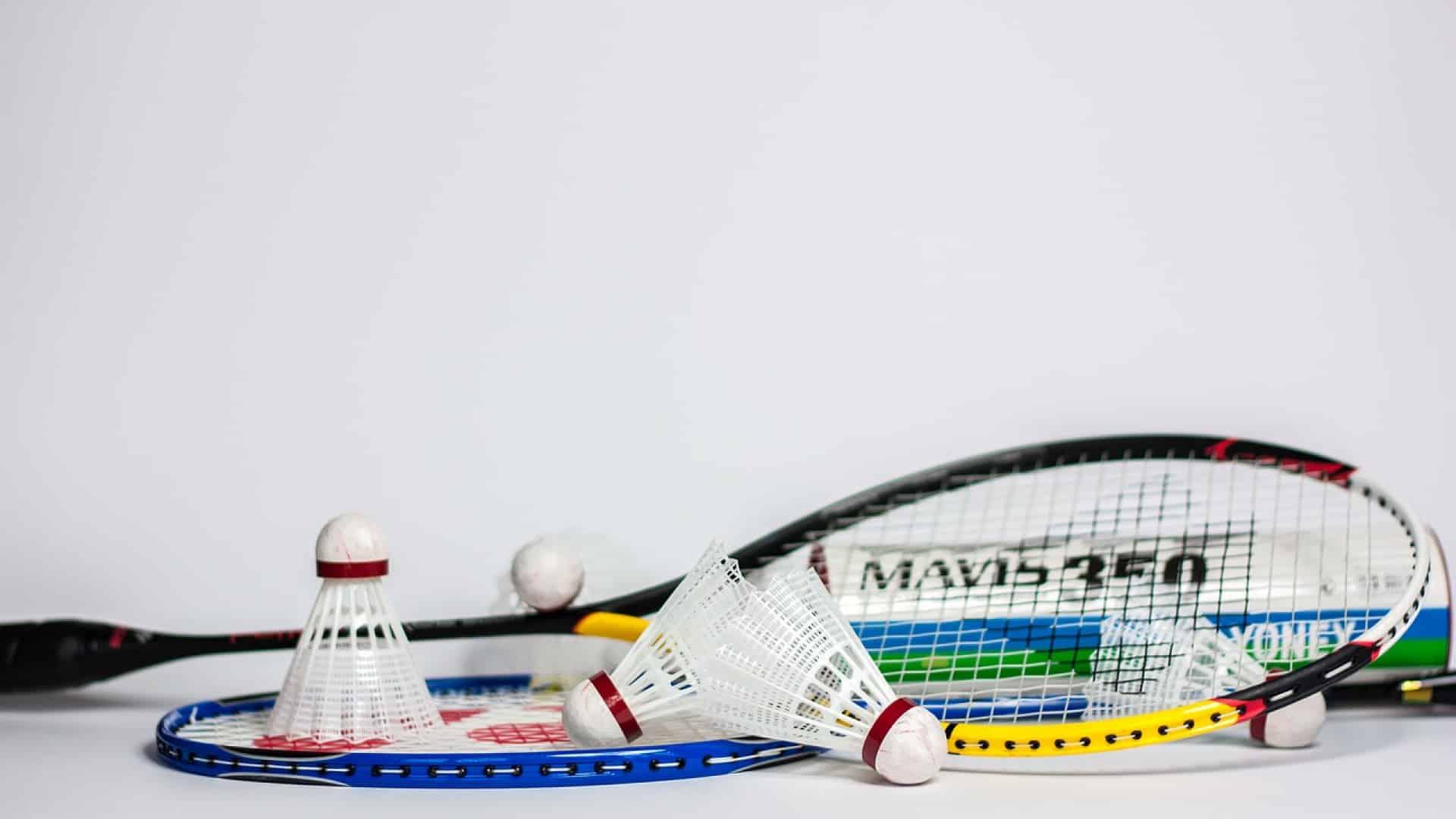 Gagnez des points au badminton