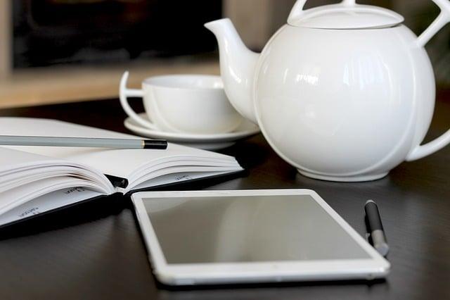 Tea Time : Pourquoi le thé est-il meilleur que le café au bureau ?