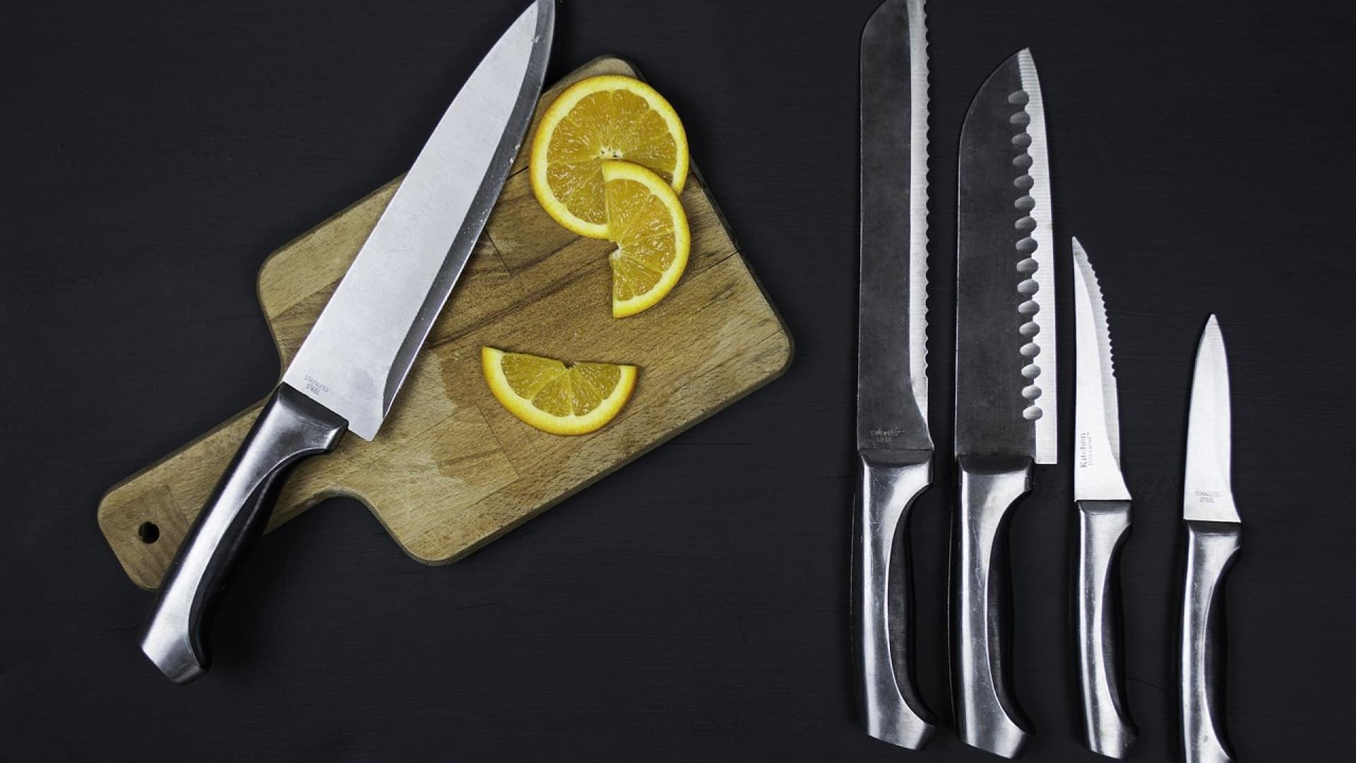 Quelques conseils avant d'acheter des couteaux de table et pour en prendre soin