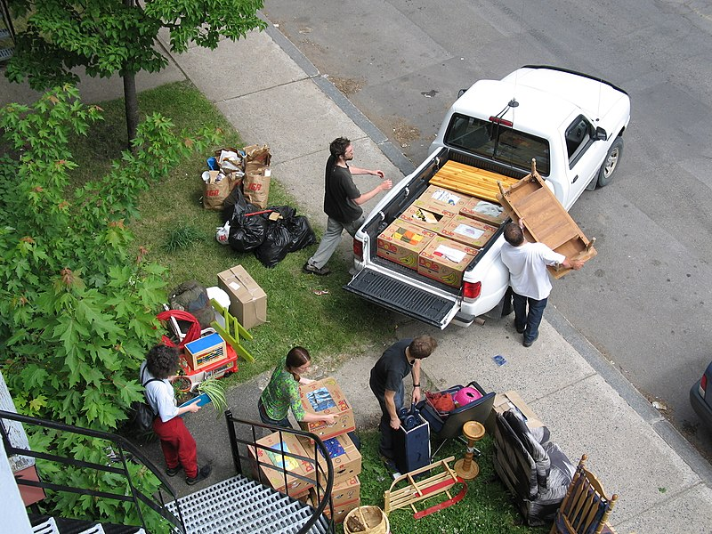 Déménagement: transportez facilement vos objets lourds en faisant appel à des professionnels