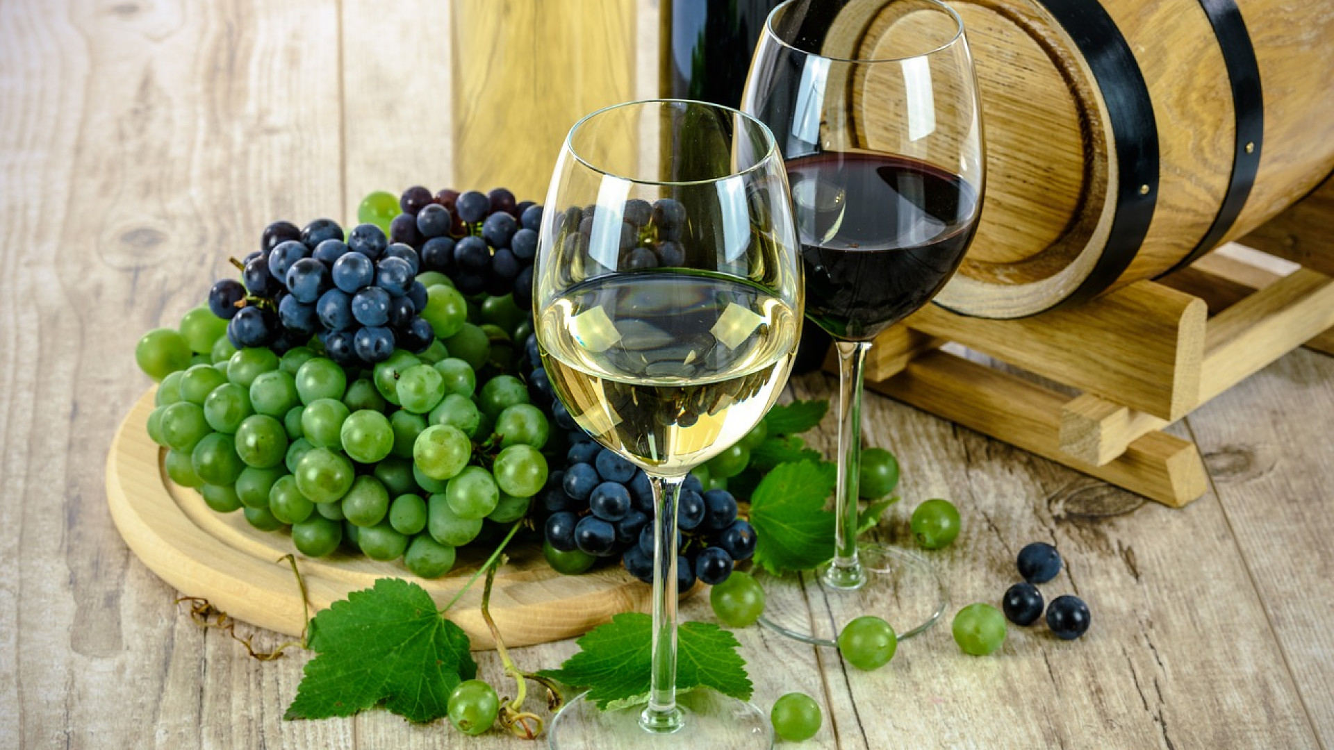 Offrir une box avec différents vins