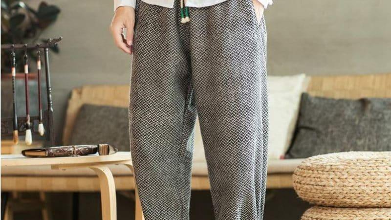 Comment utiliser un pantalon sarouel?