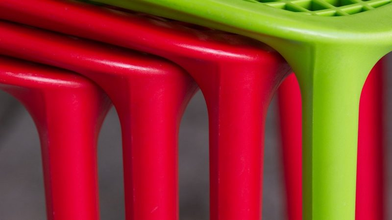3 raisons d'opter pour des meubles en plastique